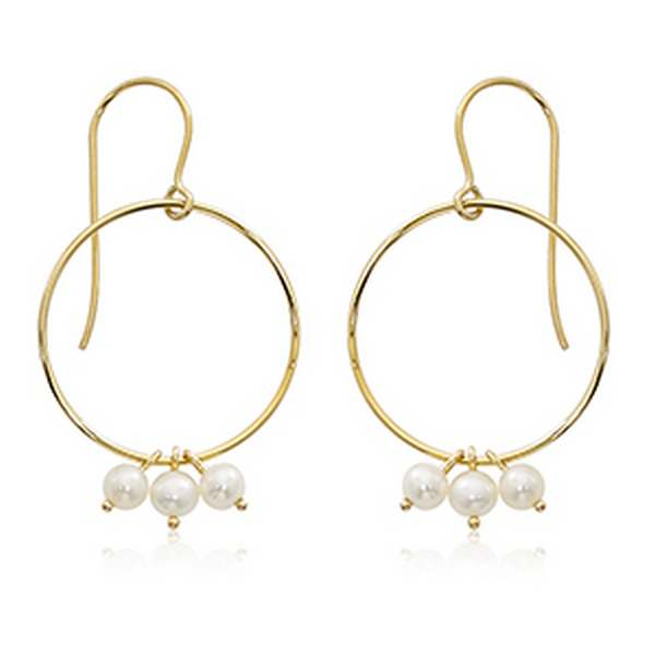 Earrings - 14280FP