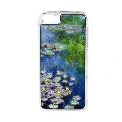 Debbie Brooks - Phone Cover - Monet Water
