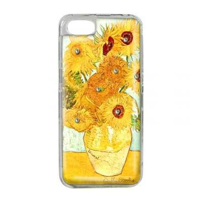 Debbie Brooks - Phone Cover - VAN SUNFLOW
