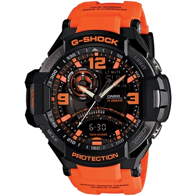 G Shock - GA1000-4A