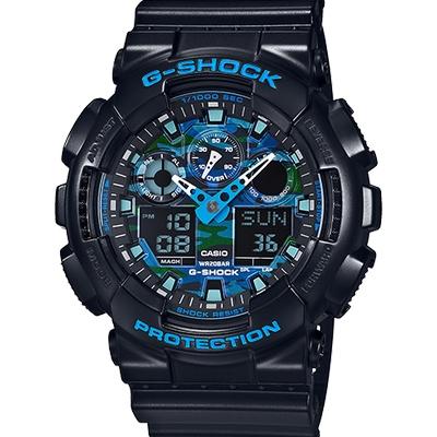 G Shock - GA100CB-1A