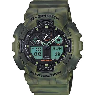 G Shock - GA100MM-3A