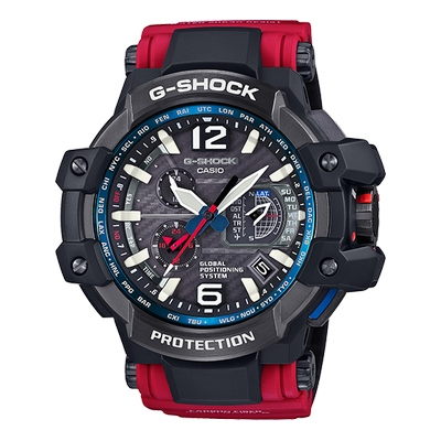 G Shock - GPW1000RD-4A