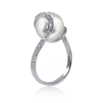 Imperial Pearl-Sparkle Collection - 914230/WH
