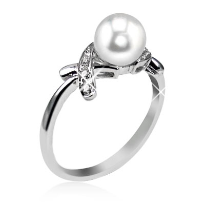 Imperial Pearl-Sparkle Collection - 914512/WH