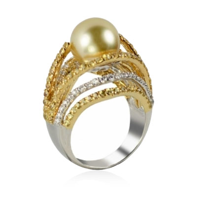 Imperial Pearl-Sparkle Collection - 916303/WH