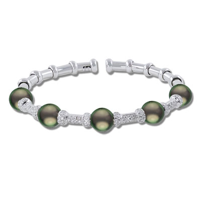 Imperial Pearl-Sparkle Collection - CSB016/BWH