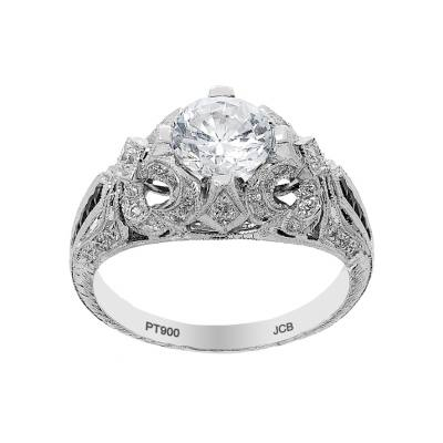 Wedding Rings - R6132-D