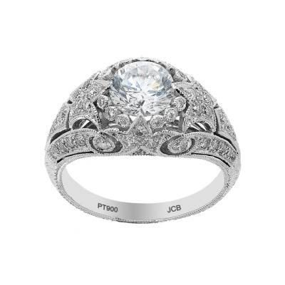 Wedding Rings - R6133-D