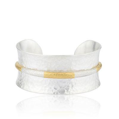 Bracelets - ANC-B-631-SILG