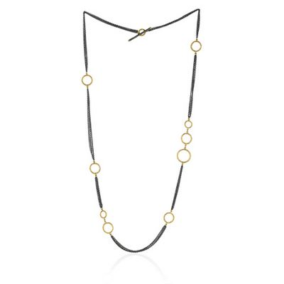 Necklaces - BUB-N-111-GOX