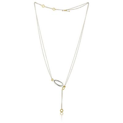 Necklaces - EG-N-101-SILG