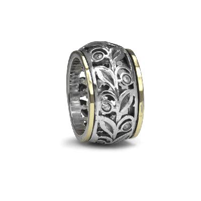 Meditation Rings - MR2707