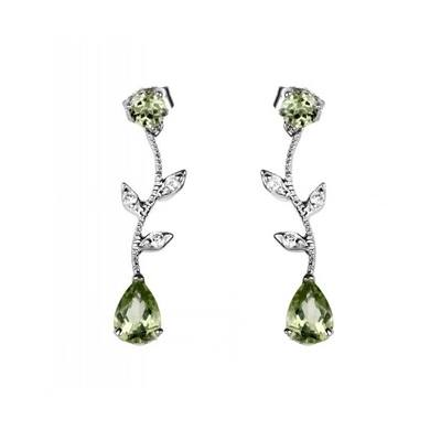 NEI Group - FASHION-DIAMOND-EARRINGS-9B38-0-12CT-TW