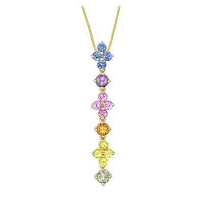 Rainbow Sapphire Collection - P2098