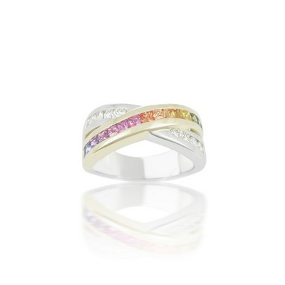 Rainbow Sapphire Collection - R1089