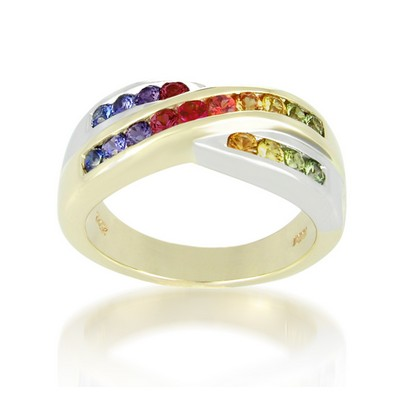 Rainbow Sapphire Collection - R1105