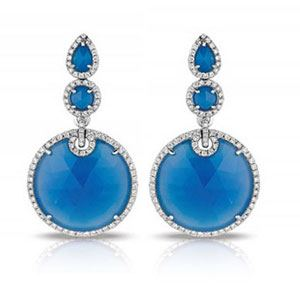 Royal Gem - Earrings