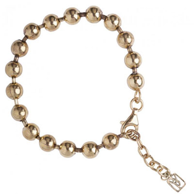 Waxing Poetic - Curator Ball Bracelet