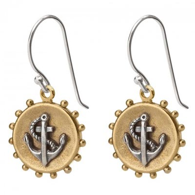 Waxing Poetic - Maritime Earrings