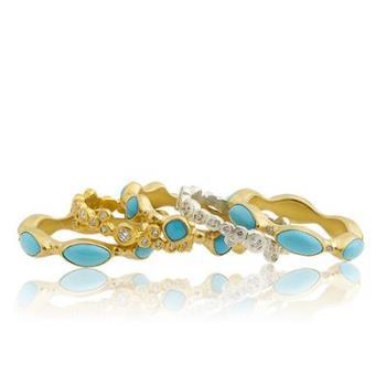 Lika Behar at Sohn and McClure Jewelers